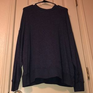 "Soft & Sexy Plush sweater, size XL, fits like ""L"""